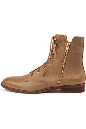 Mollini Wilderness Mo Cappuccino Boots Womens Shoes Casual Ankle Boots