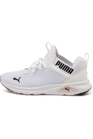 PUMA 195106 Enzo 2 Uncaged W Pm Lotus Sneakers Womens Shoes Active Active Sneakers