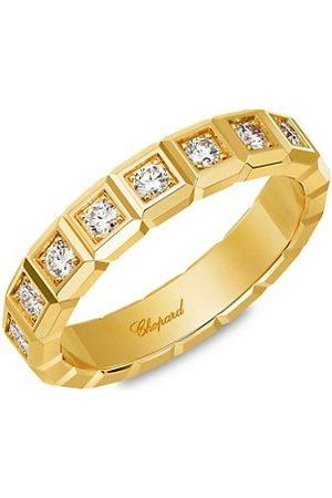 Chopard Ice Cube 18K Yellow & Diamond Ring