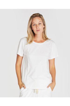 Cloth & Co. Organic Cotton Crew Tee - Sleepwear Organic Cotton Crew Tee