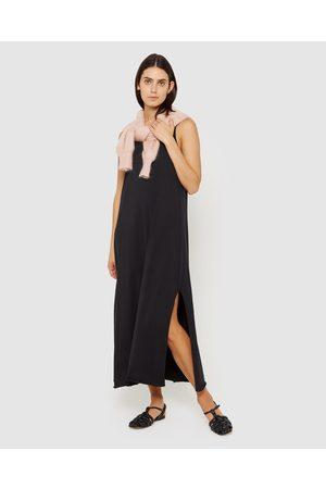 JAG Women Sleeveless Dresses - Organic Cotton Sleeveless Dress - Dresses Organic Cotton Sleeveless Dress