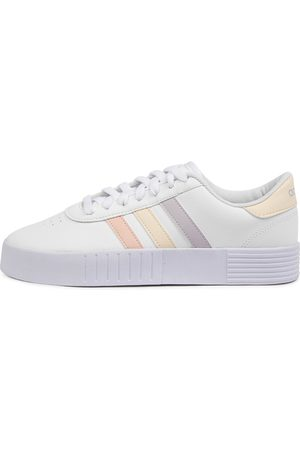 adidas Court Bold W Ad Sneakers Womens Shoes Casual Casual Sneakers