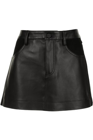 DION LEE Women Leather Skirts - A-line leather skirt