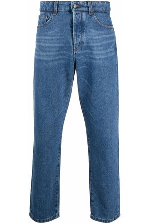 Ami Men Tapered - Mid-rise tapered jeans