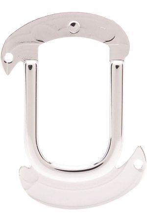 Salvatore Ferragamo Men Belts - U interchangeable belt buckle