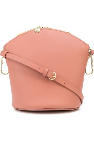 ZAC Zac Posen Belay top-zip leather crossbody bag