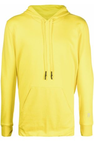 11 BY BORIS BIDJAN SABERI Men Hoodies - 11 cotton-blend hoodie