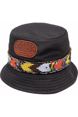 Palm Angels Hats - X Missoni Heritage bucket hat