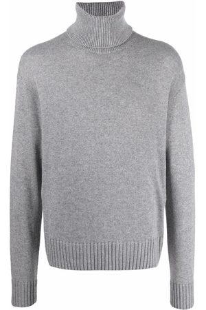 Off-White Knitted turtleneck jumper