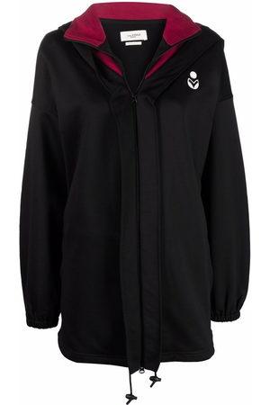 Isabel Marant Logo-print hooded jacket