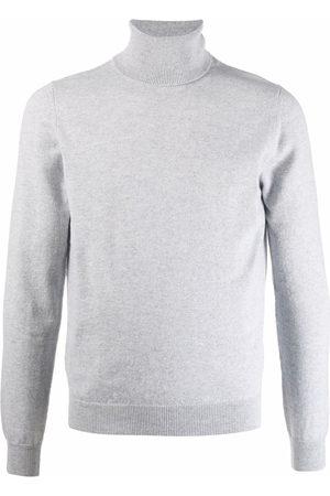 Malo Roll neck cashmere jumper