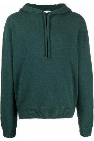 SOCIÉTÉ ANONYME Men Sweaters - Drawstring hooded jumper