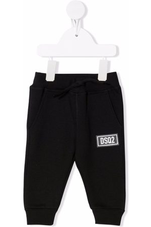 Dsquared2 Logo-patch track pants