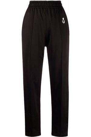 Isabel Marant Inaya wide-leg track pants