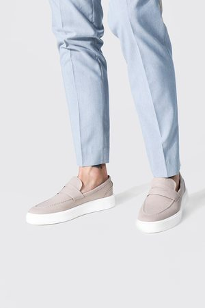 Boohoo Men Loafers - Mens Stone Chunky Sole Boat Shoe