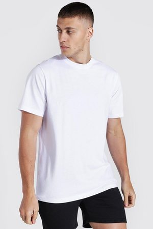 Boohoo Mens Basic Crew Neck T-shirt