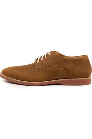 Rollie Derby M Cognac Brick Shoes Mens Shoes Casual Flat Shoes