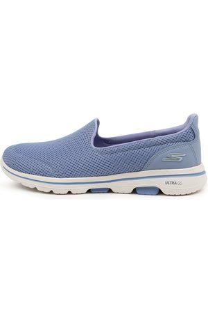 Skechers 15901 Go Walk 5 Lavender Sneakers Womens Shoes Active Active Sneakers