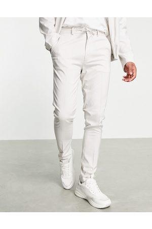 ASOS Skinny smart pants co-ord in ice