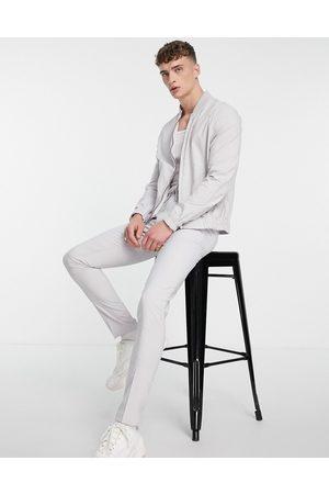 ASOS Skinny smart pants co-ord in -Purple