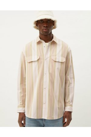 Weekday Jud Striped Shirt in