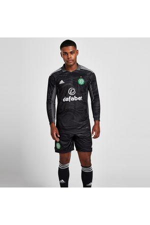 adidas Celtic 2021/22 GK Away Shorts - - Mens