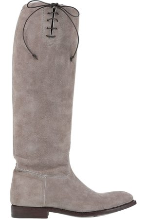 ALBERTO FASCIANI Knee boots