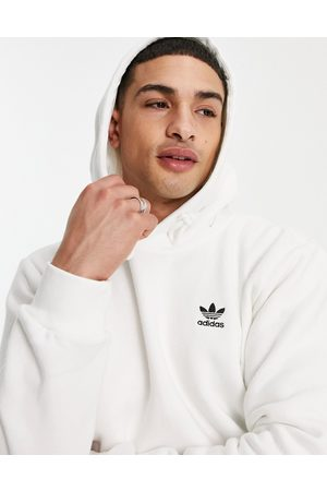 adidas Men Hoodies - Essentials hoodie with small logo in