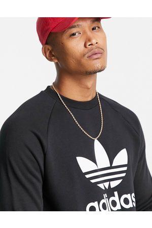 adidas Originals Adicolour trefoil logo sweatshirt in