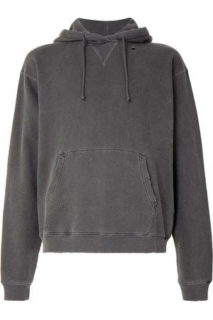 JOHN ELLIOTT Men Hoodies - Cotton long-sleeve hoodie
