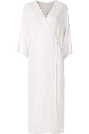 Haight Women Beach Dresses - Long sleeves beach dress