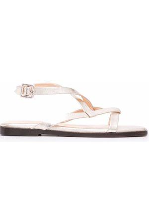 Tila March Origami flat sandals