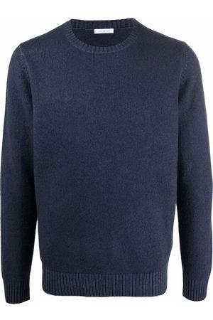 Malo Men Sweatshirts - Crew-neck cashmere jumper