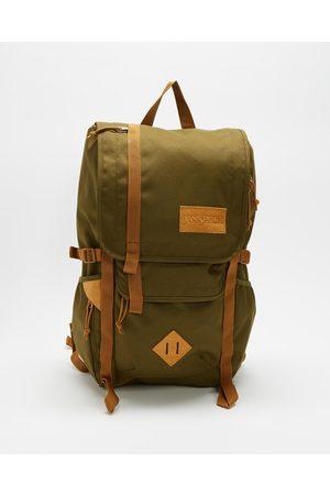 JanSport Hatchet Backpack - Outdoors (Army ) Hatchet Backpack
