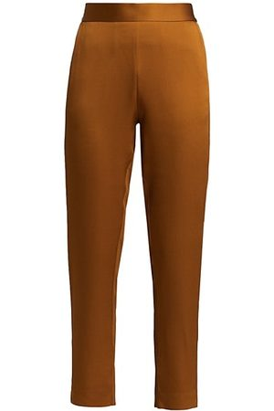PIAZZA SEMPIONE Women Culottes - Hilary Satin Trousers