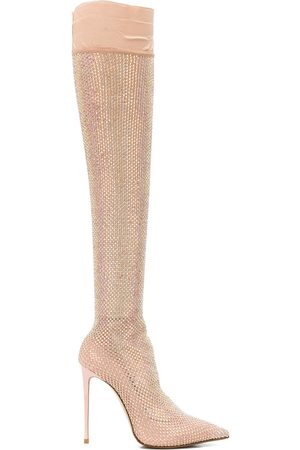 Le Silla Women Knee High Boots - Calzatura over the knee sock boots