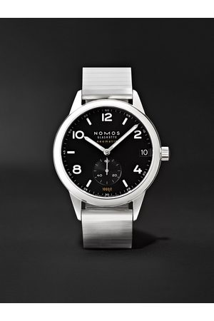 Nomos Glashütte Men Watches - Club Sport Neomatik Automatic 42mm Stainless Steel Watch