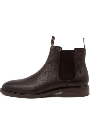 Julius Marlow Gaucho Jm Mocha Boots Mens Shoes Casual Ankle Boots