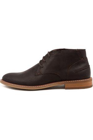 Julius Marlow Men Casual Shoes - Ditto Jm Mocha Boots Mens Shoes Casual Ankle Boots