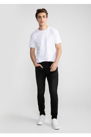 Yd. Daron Slim Tapered Jean Charcoal 33