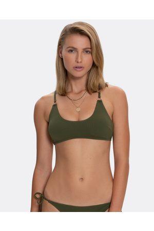 Heaven Swimwear Willow Tina Crop - Bikini Set (Willow) Willow Tina Crop