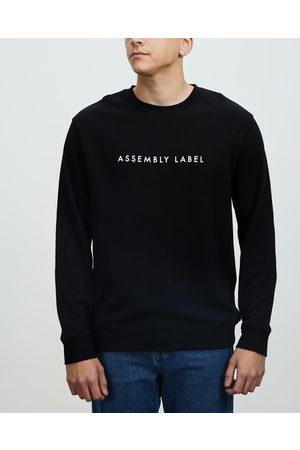 Assembly Label Logo Fleece Pullover - Sweats (True & ) Logo Fleece Pullover