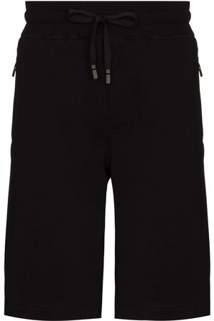 Dolce & Gabbana Men Bermudas - Cotton Bermuda shorts