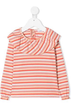 KNOT Girls Long Sleeve - Farrah Fawcett long-sleeve T-shirt