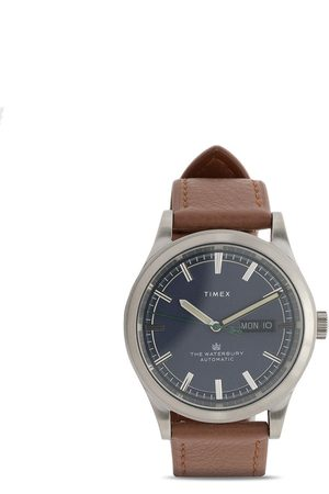 Timex Men Watches - Waterbury Heritage Automatic 40mm