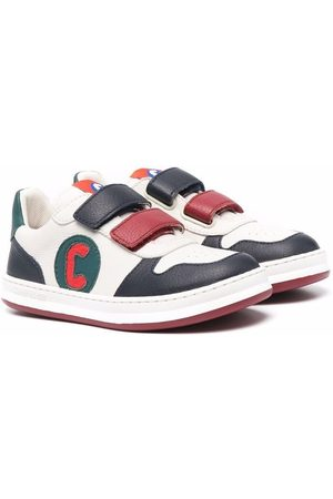 Camper Boys Sneakers - Colour-block touch-strap sneakers