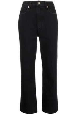 Khaite Women Straight - The Abigail straight-leg jeans