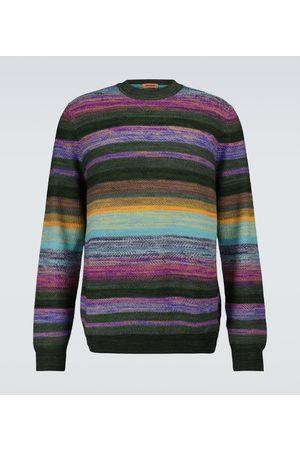 Missoni Striped wool-blend sweater