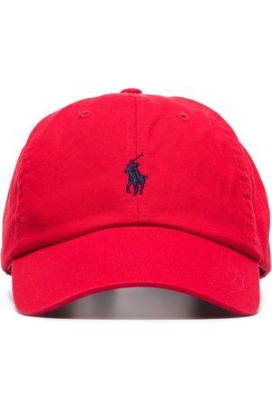 Polo Ralph Lauren Men Caps - Logo-embroidered cotton cap