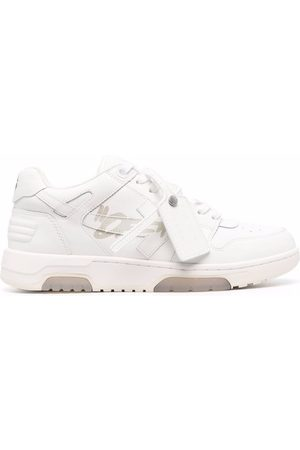 """OFF-WHITE OUT OF OFFICE """"SPECIALS"""" CALF WHIT"""